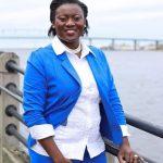 Tiffany Hansley Jones CEO of Jones Sunset Sauce